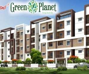 Tetra Green Planet