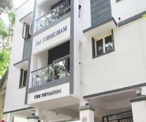 Firm Foundations Sai Subiksham